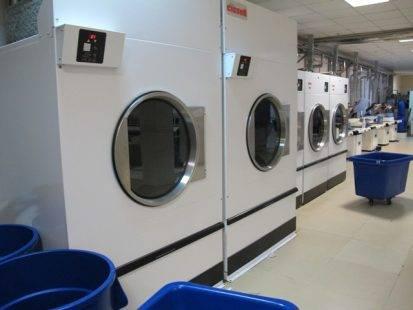 Các loại máy giặt công nghiệp