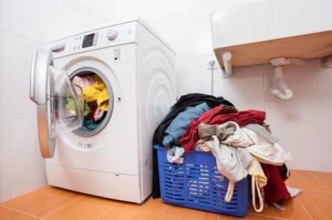 Cách giặt quần áo