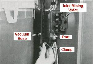 Hướng dẫn kiểm tra và thay thế van nước máy giặt