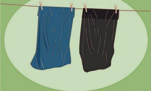 Làm thế nào để giặt quần áo mới mua ?