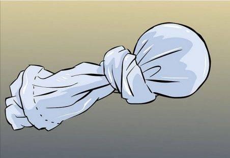 Hướng dẫn giặt gối