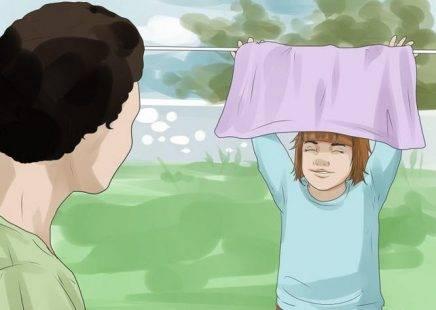 Làm thế nào để dạy con của bạn cách giặt quần áo với máy giặt ?