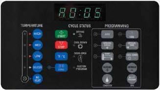 Máy sấy công nghiệp GIRBAUS Pro Series II