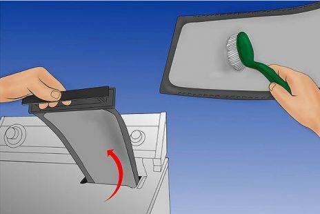 Hướng dẫn phòng ngừa cháy máy sấy quần áo