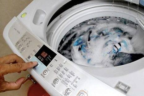 Tốc độ quay máy giặt