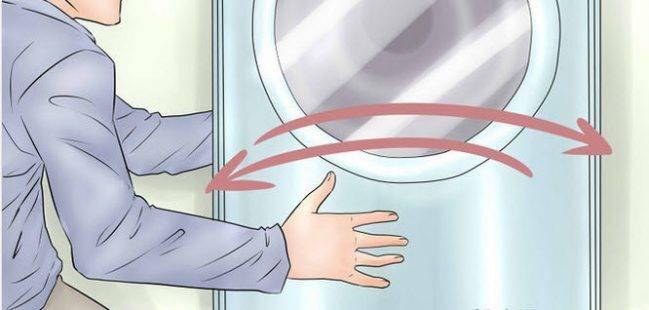 Làm thế nào để sửa chữa một máy giặt bị rung lắc?