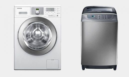 may giat cua tren hay cua truoc - Làm thế nào để mua một máy giặt và máy sấy mới tốt nhất