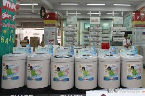 Máy giặt giá rẻ hay máy giặt mới: bạn chọn loại nào?