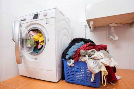 Sức chứa máy giặt