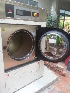 Lắp đặt máy giặt công nghiệp Fagor