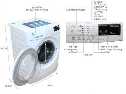 Làm thế nào chọn được máy giặt cửa trước tốt nhất