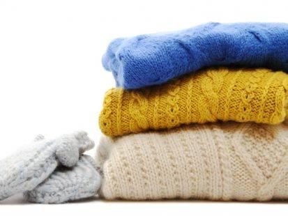 Giặt đồ len