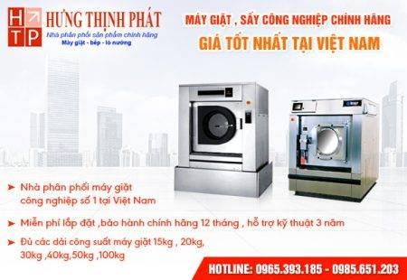 Tư vấn lựa chọn dòng máy giặt công nghiệp phù hợp cho khách sạn
