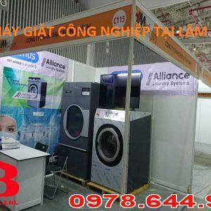 Máy giặt công nghiệp nào tốt và bền