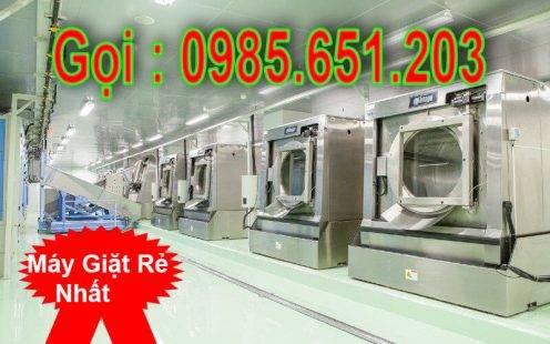 Quy trình vận hành máy giặt công nghiệp không thể an toàn hơn