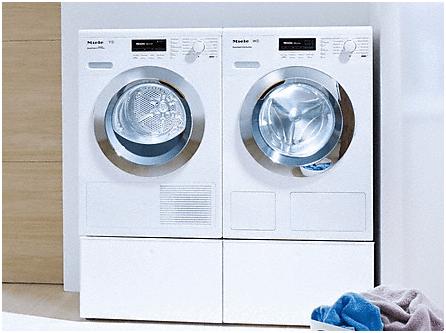 bệ máy giặt sấy