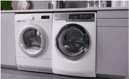 lắp đặt máy giặt máy sấy