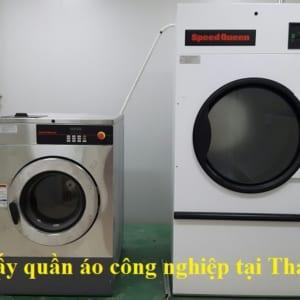 Báo giá máy sấy quần áo công nghiệp