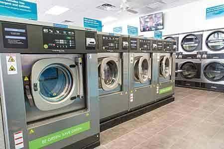 Báo giá máy sấy quần áo công nghiệp cho xưởng giặt là mới
