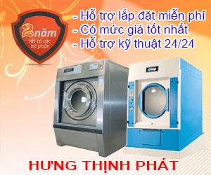 Hưng Thịnh Phát nhà cung cấp thiết bị giặt là công nghiệp giá rẻ nhất