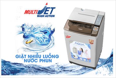 Hỏi đáp : Máy giặt aqua 9kg giá bao nhiêu