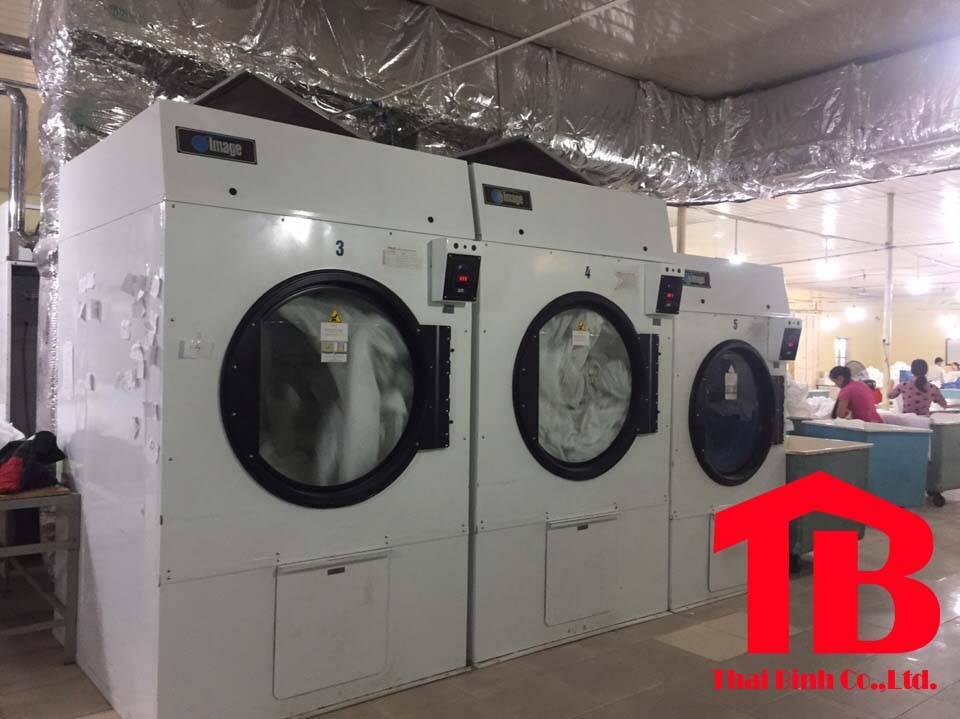 Dự án lắp đặt máy giặt tại khách sạn Cửa Lò Nghệ An