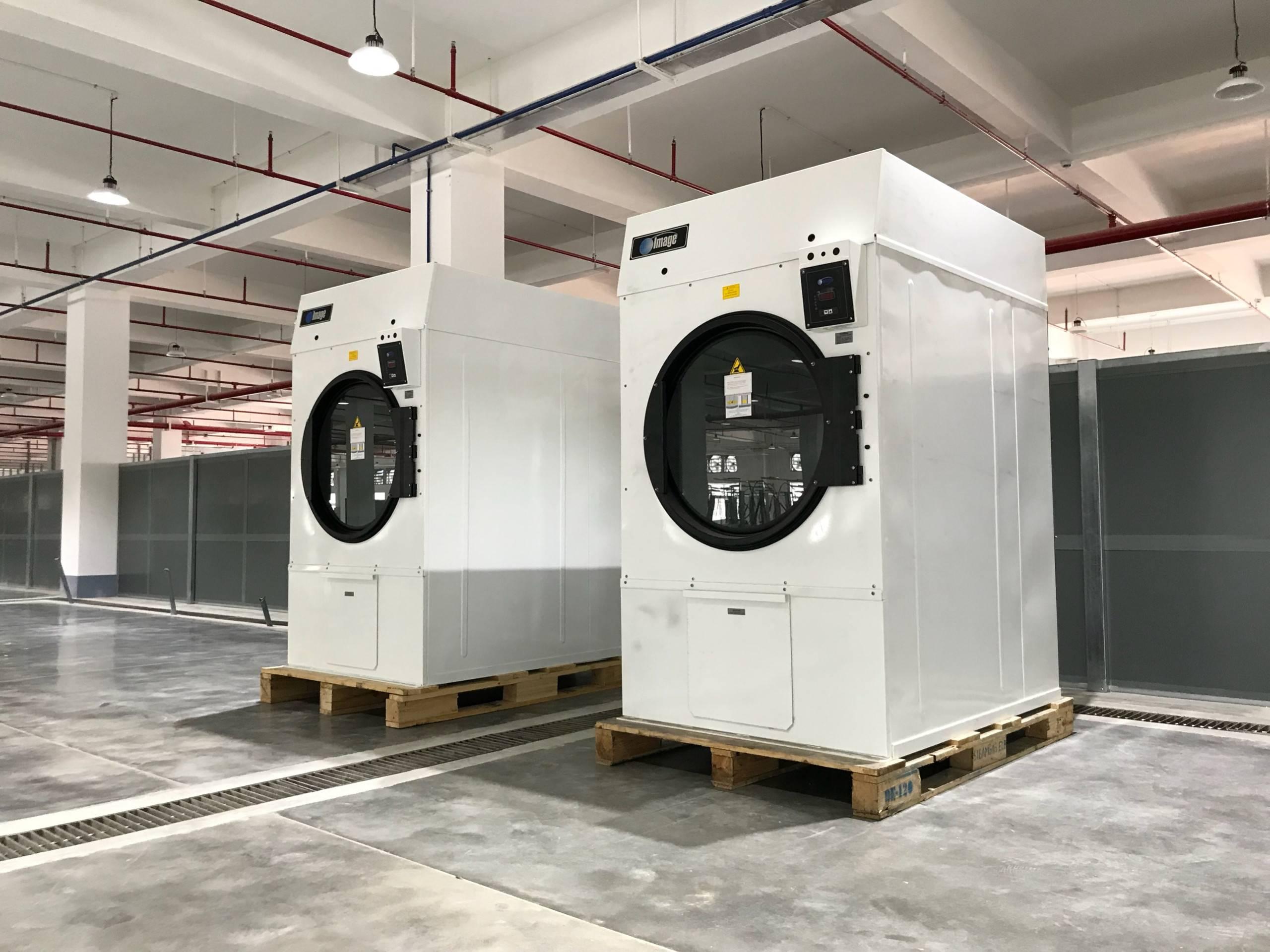 Nên mua máy giặt công nghiệp Samsung hay Primus ?