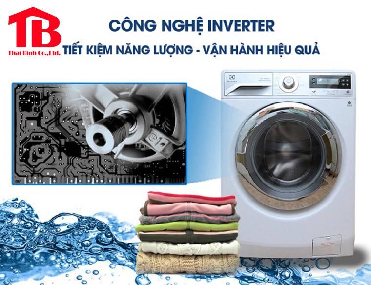 Giải thích công nghệ Inverter trong máy giặt là gì cho người chưa biết