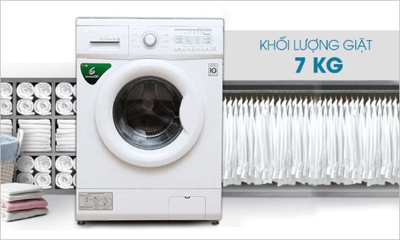 Đánh giá máy giặt lg wd 8600 có tốt không