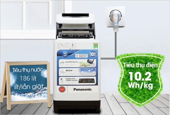 Báo giá máy giặt Panasonic 10kg cập nhập mới nhất