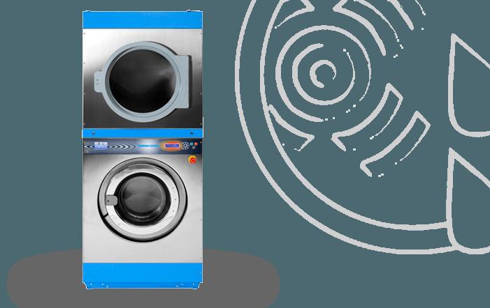 slide tandem - Máy giặt công nghiệp 2 cửa mua hãng nào tốt ?