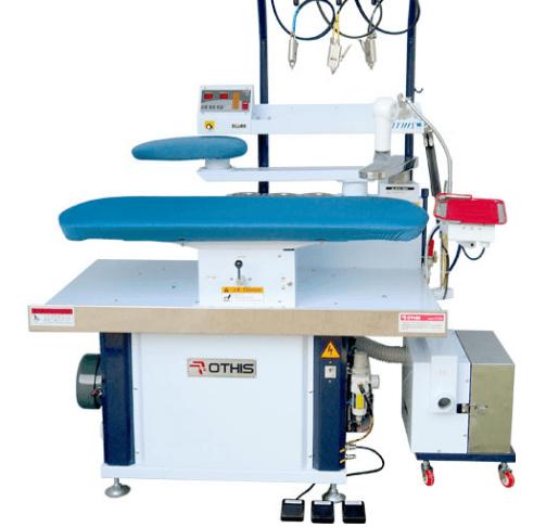 Cau la da nang  - Tổng hợp các loại máy là trong giặt là công nghiệp - Thiết bị hoàn thiện