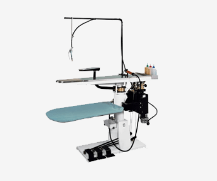 Cau la don - Tổng hợp các loại máy là trong giặt là công nghiệp - Thiết bị hoàn thiện