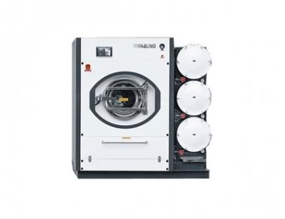 Máy giặt công nghiệp đế mềm loại nào tốt ? Chọn đế cứng hay đế mềm ?