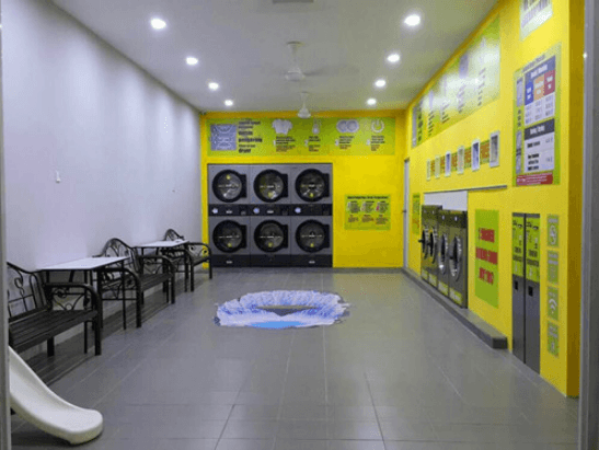 Mua bán máy giặt công nghiệp tại Hải Phòng