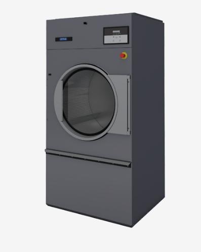 May say cong nghiep Primus dong DX - Máy sấy đồ vải công nghiệp cho khách sạn