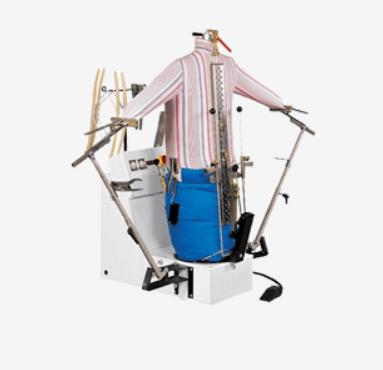 May thoi ao so mi - Tổng hợp các loại máy là trong giặt là công nghiệp - Thiết bị hoàn thiện