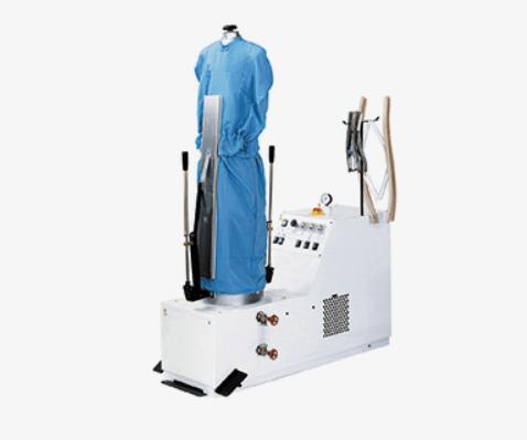 May thoi phom - Tổng hợp các loại máy là trong giặt là công nghiệp - Thiết bị hoàn thiện