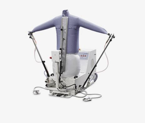 May thoi phom 2 - Tổng hợp các loại máy là trong giặt là công nghiệp - Thiết bị hoàn thiện