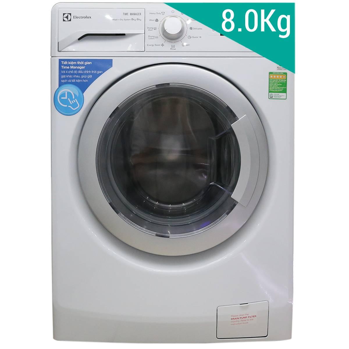 Top 4 máy giặt hấp quần áo đáng để sử dụng nhất hiện nay