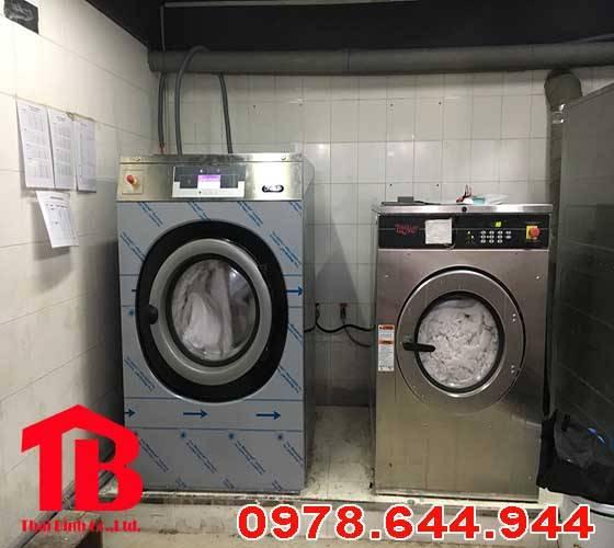 acf186cc93cb73952ada - Dự án lắp đặt hệ thống giặt là tại khách sạn Victoria Châu Đốc - An Giang