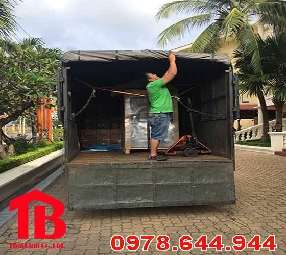 b68328883d8fddd1849e - Dự án lắp đặt hệ thống giặt là tại khách sạn Victoria Châu Đốc - An Giang
