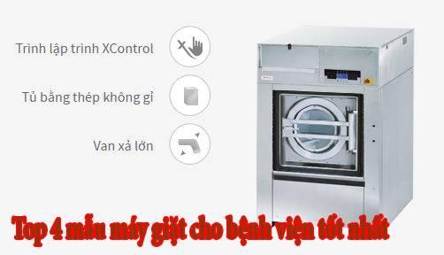 may giat cong nghiep primus FS 33 1 - Top 4 mẫu máy giặt công nghiệp cho bênh viện dùng ổn định nhất