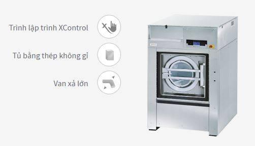 may giat cong nghiep primus FS 33 - Top 4 mẫu máy giặt công nghiệp cho bênh viện dùng ổn định nhất