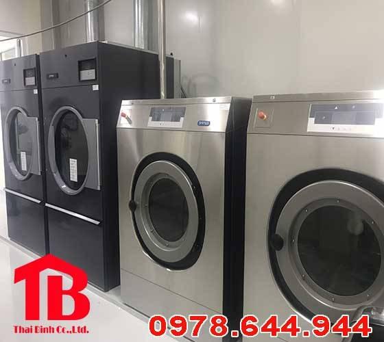 Top 3 thương máy giặt hơi nước công nghiệp tốt nhất 2018