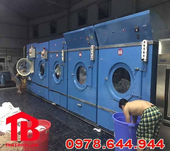 24a0d4cf9bf17baf22e0 - Dự án lắp đặt hệ thống giặt là cho xưởng giặt là 24h - Quảng Ninh