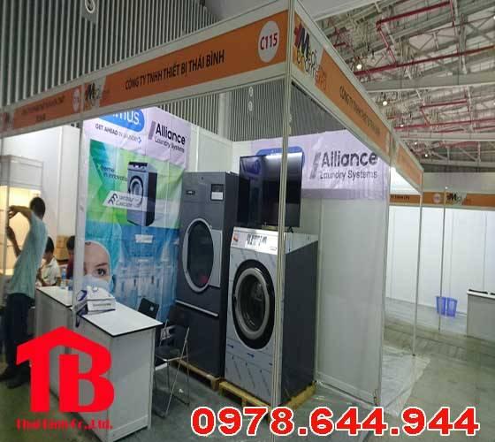 Danh sách xuất xứ các thương hiệu máy giặt công nghiệp hiện nay