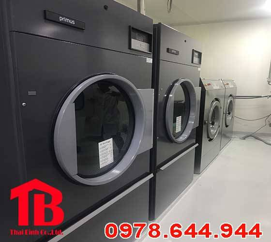 Dự án lắp đặt hệ thống giặt là cho công ty Teramid – Quận 7 Hồ Chí Minh