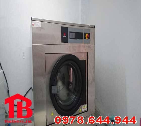 Dự án lắp đặt máy giặt công nghiệp cho khách sạn Cửu Long – Phú Quốc
