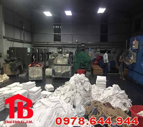 bc53883dc703275d7e12 - Dự án lắp đặt hệ thống giặt là cho xưởng giặt là 24h - Quảng Ninh